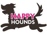 Happy Hounds Logo